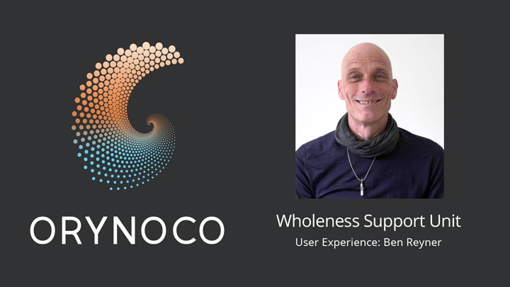User Experience Video about Wholeness Support Unit by Ben Rayner