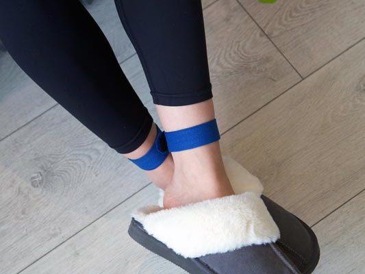 Quantum Loop Ankle Bands