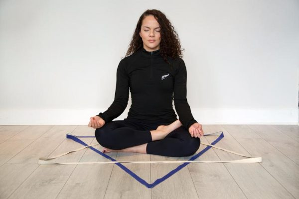 Quantum Loop Used in Merkabah Geometric With Meditation