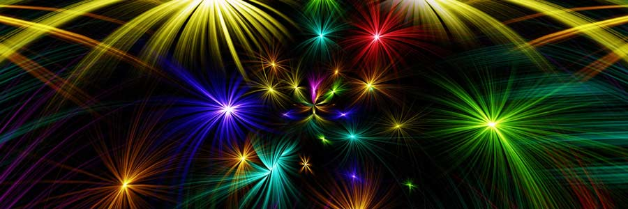 We're Celebrating Your Successful Subscription With Life Force Energy Fireworks!