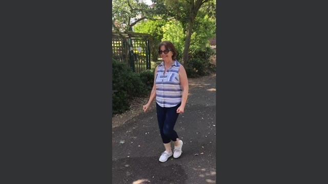 Christine Papanicoloaus - Wellness Support Unit Testimonial User Experience