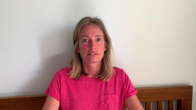Lucia Couse - Wellness Support Unit Testimonial User Experience