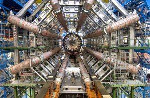 CERN Atlas Detector