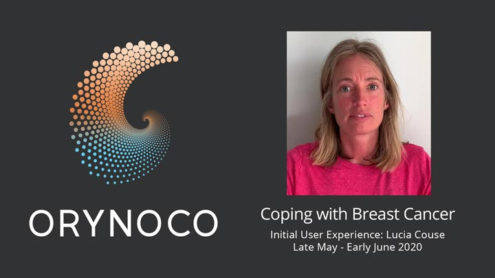 User Experience May-June 2020 Updates Video about Wholeness Support Unit for Breast Cancer by Lucia Couse
