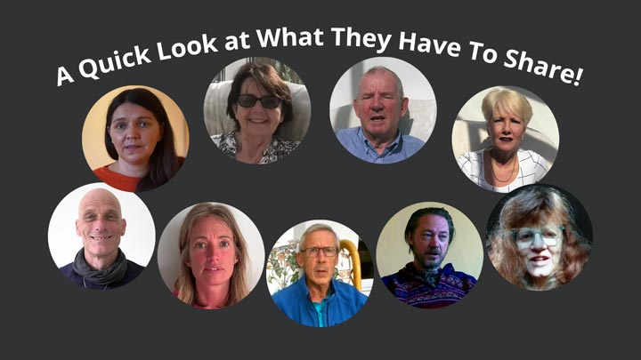 User Testimonials & Experiences Video about Wellness Support System Conscious Tech Results and Impressions
