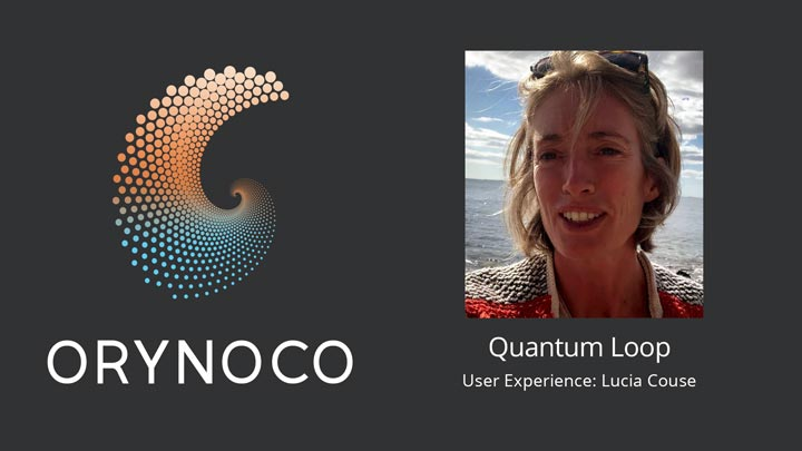 User Experience Video about Quantum Loop for Breast Cancer and Relaxation by Lucia Couse