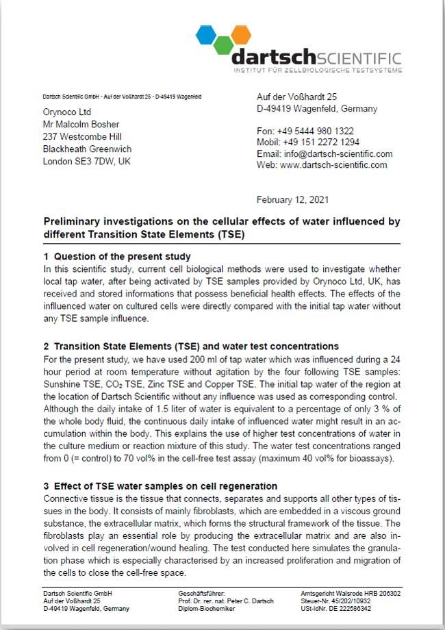 Dartsch Scientific Detailed TSE Cellular Study 12.02.21