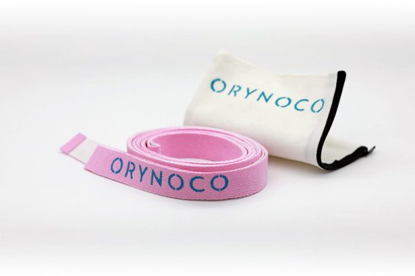 Orynoco Quantum Loop in Pink with Handy Zippered Carry Bag