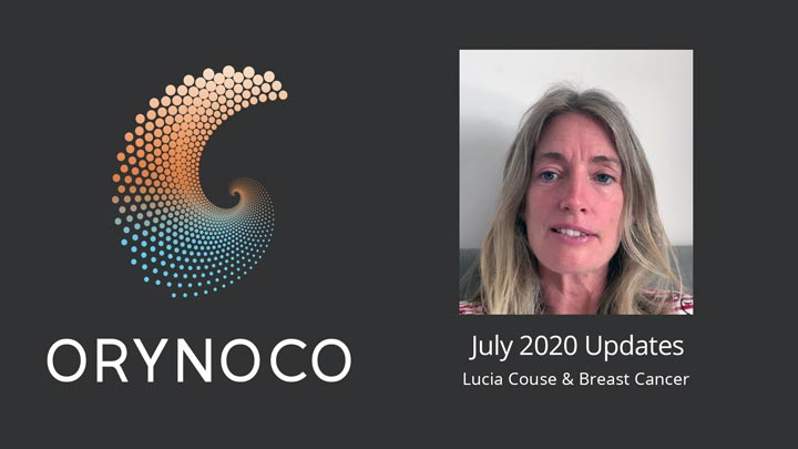 User Experience July 2020 Updates Video about Wholeness Support Unit for Breast Cancer by Lucia Couse