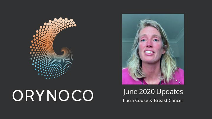 User Experience June 2020 Updates Video about Wholeness Support Unit for Breast Cancer by Lucia Couse