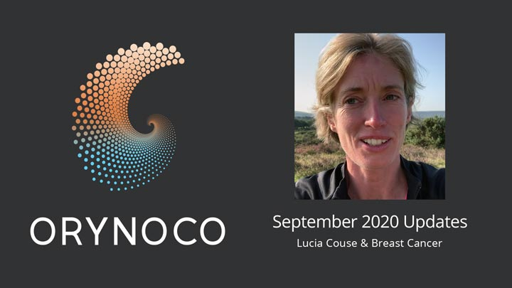 User Experience September 2020 Updates Video about Wholeness Support Unit for Breast Cancer by Lucia Couse