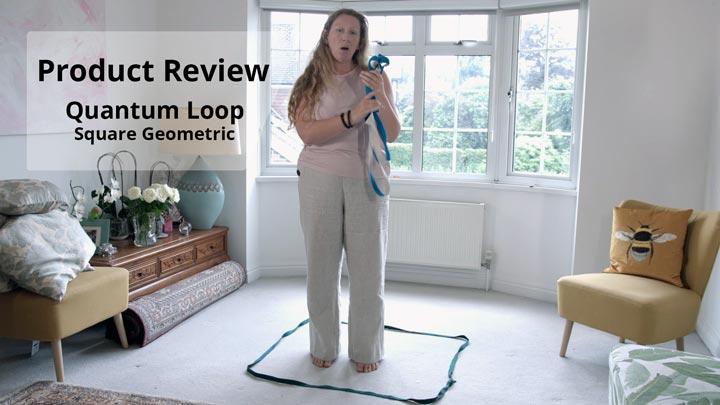 Quantum Loop in Square Geometric - Product Review by Natasha Astara