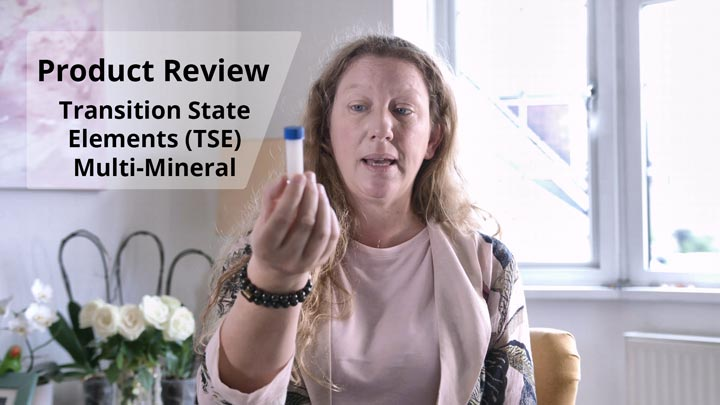 Multi-Mineral Transition State Elements - Product Review by Natasha Astara