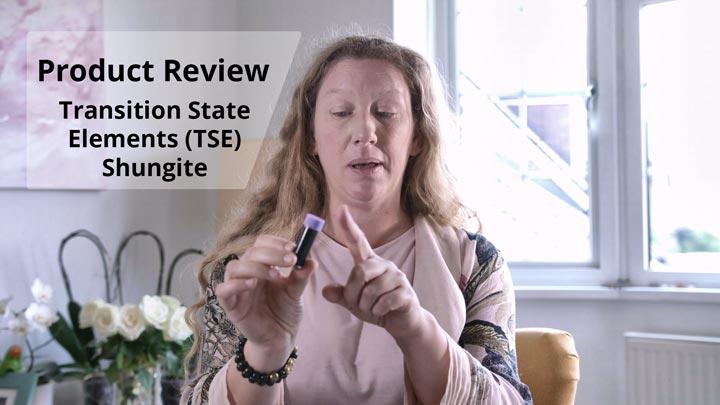 Shungite Transition State Elements - Product Review by Natasha Astara