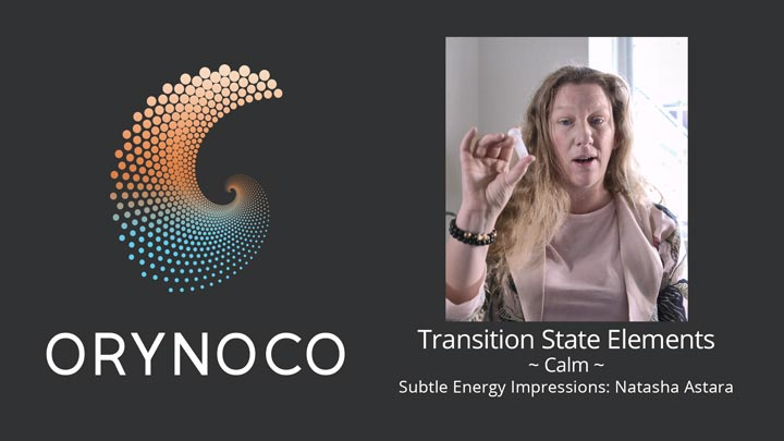 User Experience Video about Calm Transition State Elements (TSE) by Natasha Astara - Clairvoyant and Acupuncturist
