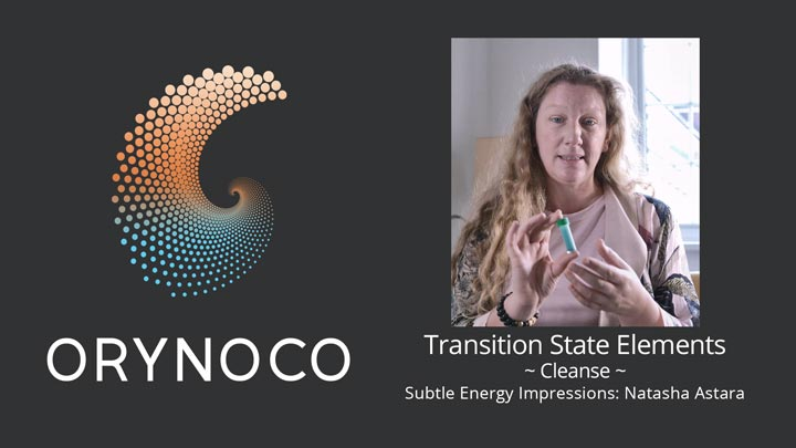 User Experience Video about Cleanse Transition State Elements (TSE) by Natasha Astara - Clairvoyant and Acupuncturist